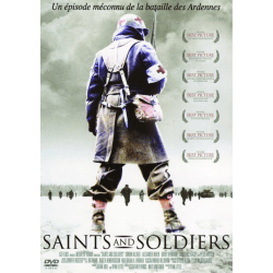 SAINTS AND SOLDIERS (2011) [DVD]