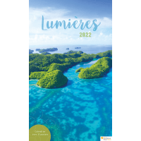Lumières - Calendrier posters, mural